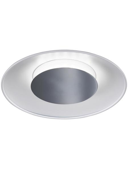 wofi® Deckenleuchte weiß 13 W, 1-flammig, inkl. Leuchtmittel in warmweiß