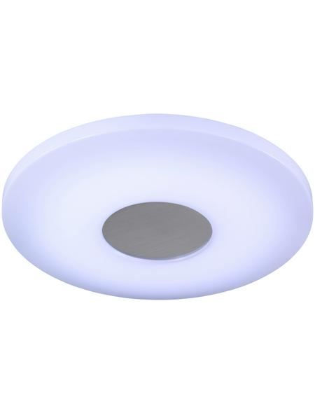 wofi® Deckenleuchte weiß 25 W, 1-flammig, dimmbar, inkl. Leuchtmittel in warmweiß