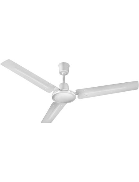 EUROM Deckenventilator »Ceiling Fan«, 65 W, 3 Leistungsstufen, Ø: 122 cm
