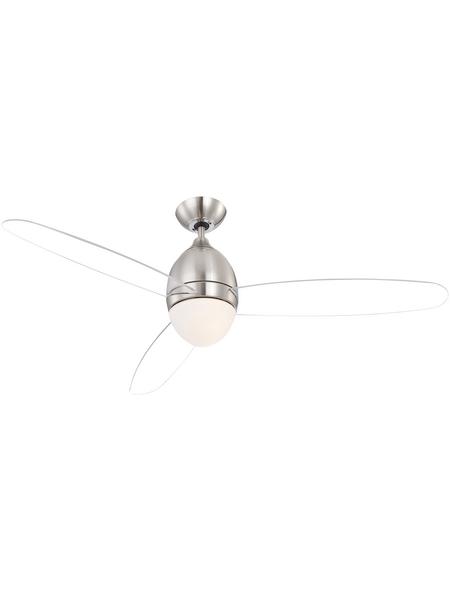 GLOBO LIGHTING Deckenventilator »PREMIER«, 40 W, 3 Leistungsstufen, Ø: 132 cm