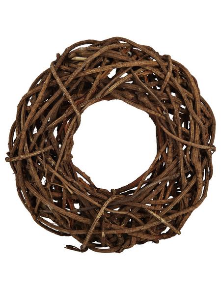 NATURAL COLLECTIONS Deko-Kranz, natur, rund