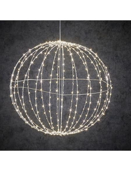 Luca Lighting Deko-Kugel, rund, ø: 50 cm, Netzbetrieb