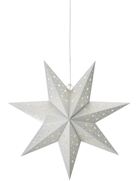 Markslöjd Deko-Stern, Höhe: 45 cm