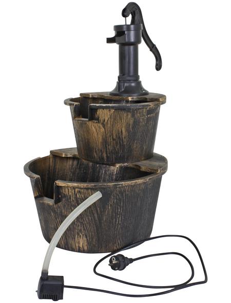 GARDEN PLEASURE Dekobrunnen »Thalasso«, Höhe: 68 cm, bunt