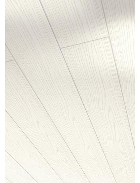 PARADOR Dekorpaneele »Home«, Eschefarben, Holz, Stärke: 10 mm