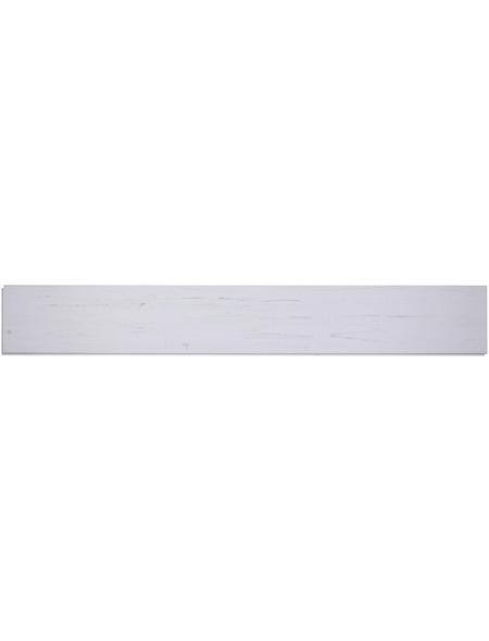 RENOVO Dekorpaneele »Monte Capano«, holzfarben, foliert, Holz, Stärke: 10 mm, mit Rundfuge