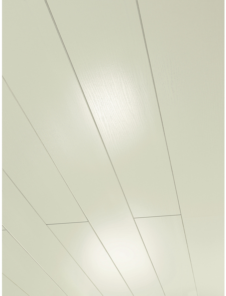 PARADOR Dekorpaneele »Novara«, Eschefarben, Holz, Stärke: 10 mm