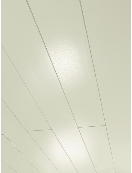 PARADOR Dekorpaneele »Rapido«, Weiß, hochglänzend