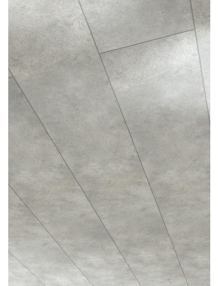 PARADOR Dekorpaneele »Style«, betonfarben, Holz, Stärke: 10 mm