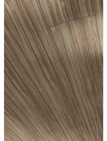 PARADOR Dekorpaneele »Style«, nussbaum, Holz, Stärke: 10 mm