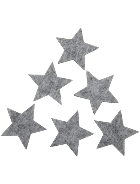 CASAYA Dekostreu Stern Filz, 14 g