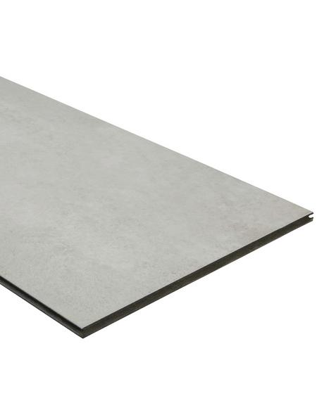 EGGER Designboden »HOME Design«, B x L: 243 x 1295 mm, steinoptik