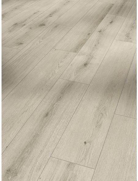 PARADOR Designboden »Modular One«, BxLxS: 194 x 1285 x 8 mm, weiß