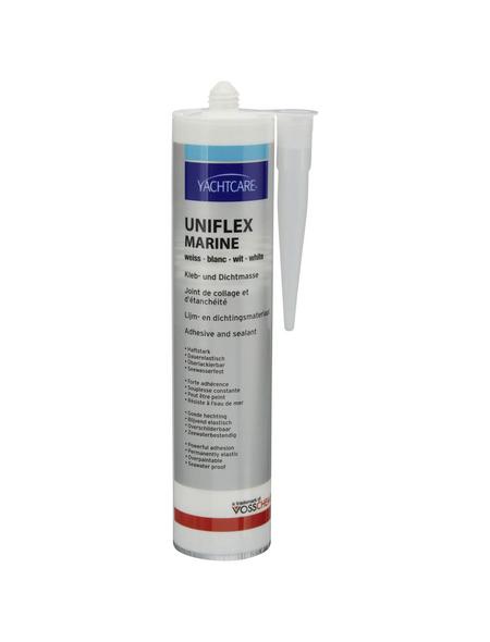yachtcare® Dichtkleber »UNIFLEX MARINE«, weiß, 0,31 l