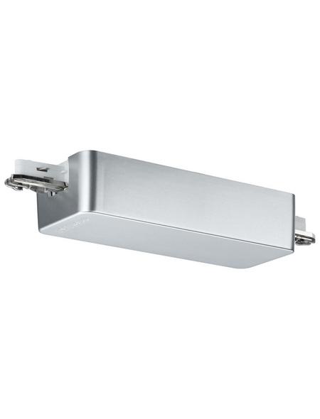 PAULMANN Dimm/Switch-Adapter »URail«, Metall, 230 V, chrom matt