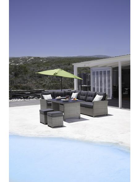 CASAYA Dining-Lounge »Rios«, 7 Sitzplätze, inkl. Auflagen