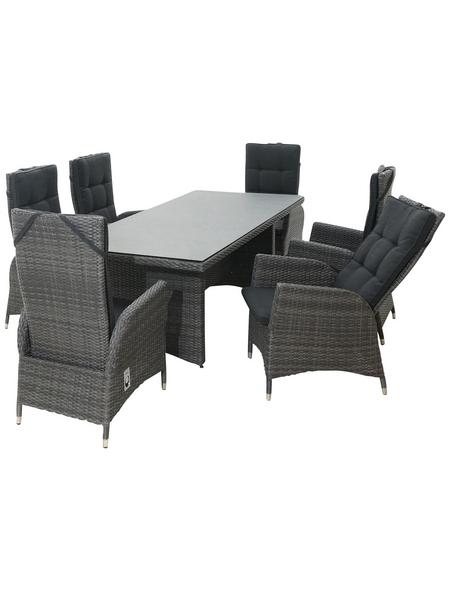 CASAYA Diningset »Jardel«, 6 Sitzplätze