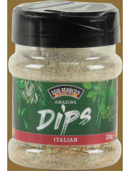 Don Marco´s Barbecue Dip-Mischung, Italian, 120 g