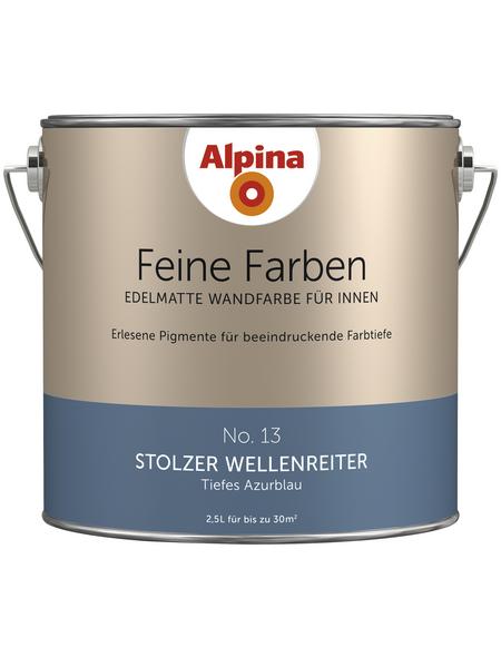ALPINA Dispersionsfarbe »Feine Farben«, Stolzer Wellenreiter, matt