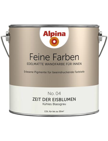 ALPINA Dispersionsfarbe »Feine Farben«, Zeit der Eisblume, matt