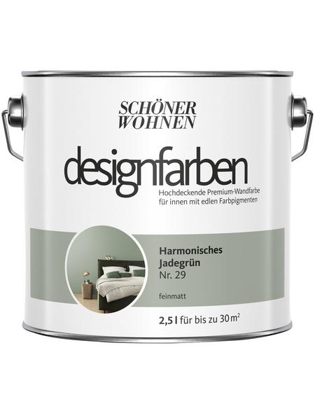 Schoner Wohnen Dispersionsfarbe Matt Hagebau De