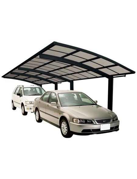 XIMAX Doppelcarport »Portoforte«, Außenmaß BxT: 270,4 x 982,6 cm