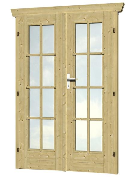 SKANHOLZ Doppeltür, BxH: 78,5 x 186,5 cm, Holz