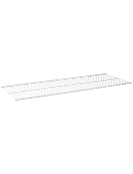 ELEMENT SYSTEM Drahtboden TWIN Metall 80 x 30 x 1,3 cm