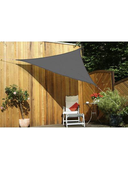 FLORACORD Dreiecksonnensegel,  Breite: 300 cm