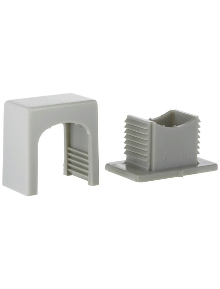 KOPP Druck-Iso-Schelle, Kunststoff, Breite: 2,8 cm
