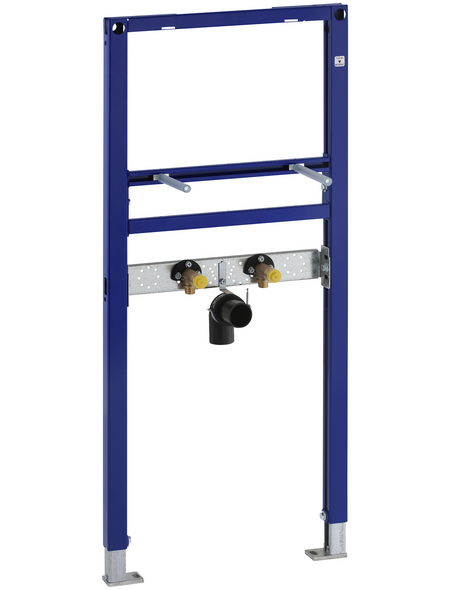 GEBERIT Druckspüler »Duofix«, blau