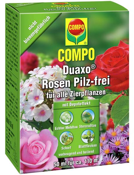 COMPO Duaxo® Rosen Pilz-frei für alle Zierpflanzen 50 ml