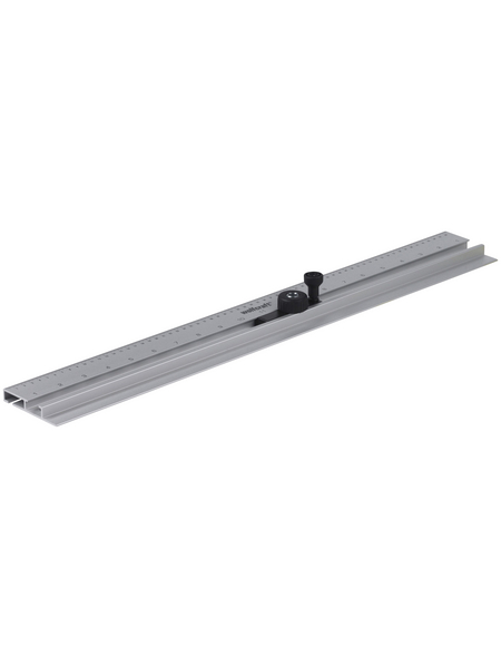 WOLFCRAFT Dübel-Leiste, Stahl/Aluminium