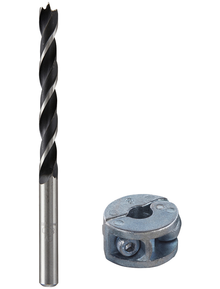 WOLFCRAFT Dübelbohrer,  Ø 8 mm
