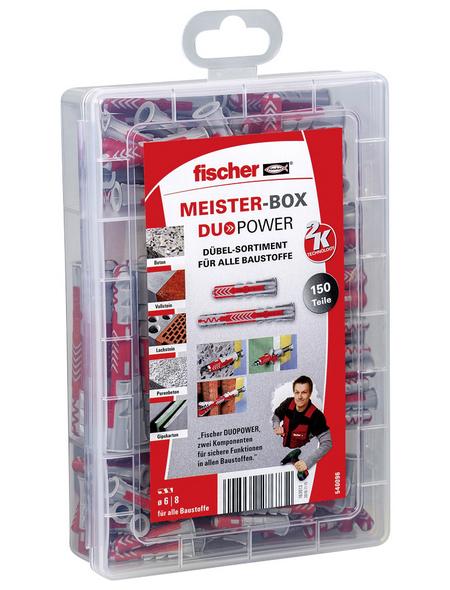 FISCHER Dübelbox, 150 Stück