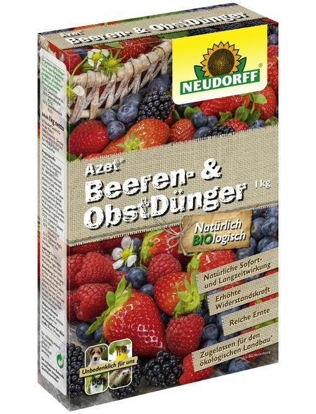 NEUDORFF Dünger, 1 kg, für 10 m²