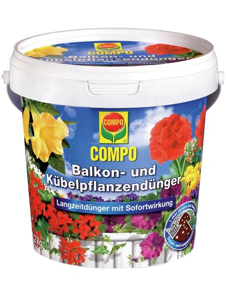 COMPO Dünger, 1,2 kg, schützt vor Nährstoffmangel