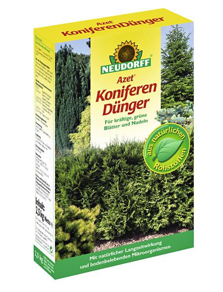 NEUDORFF Dünger, 2,5 kg, für 50 m²