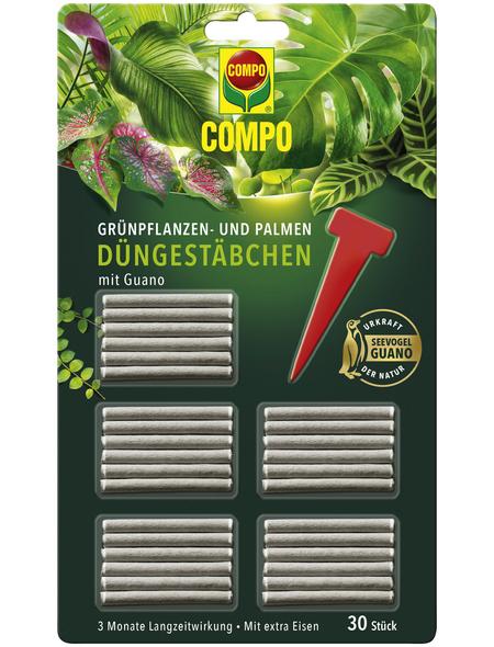 COMPO Dünger, 30 Stäbchen, schützt vor Mangelerscheinungen