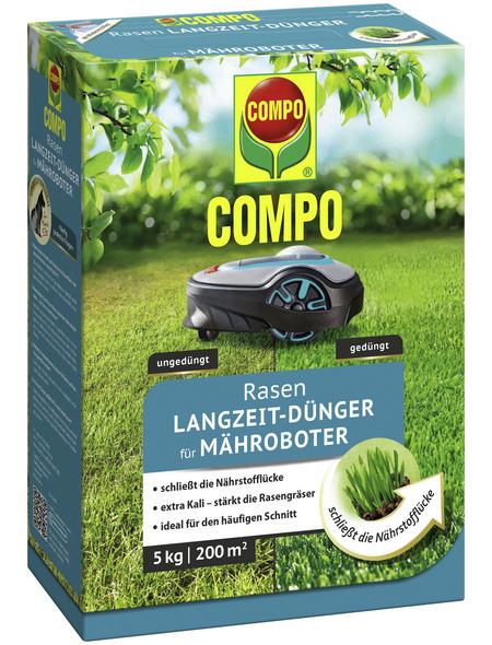 COMPO Dünger, 5 kg, für 200 m²