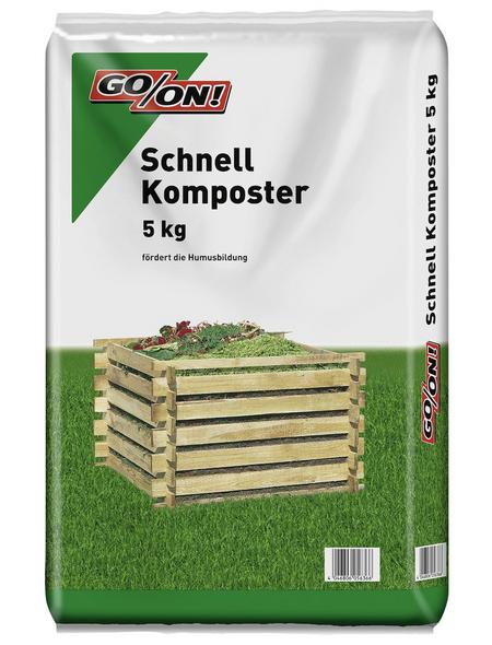 GO/ON! Dünger, 5 kg, schützt vor Fehlentwicklungen