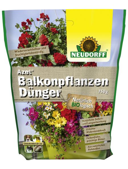 NEUDORFF Dünger, 750 g, Sofort- und Langzeitwirkung