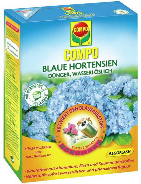 COMPO Dünger, 800 g, schützt vor Verfärbung