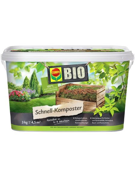 COMPO Dünger »BIO«, 3 kg, für 4.5 m²