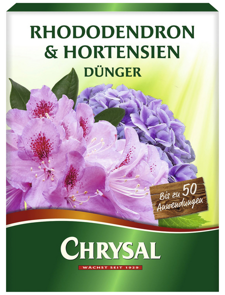 Chrysal Dünger, schützt vor Nährstoffmangel & Magnesiummangel