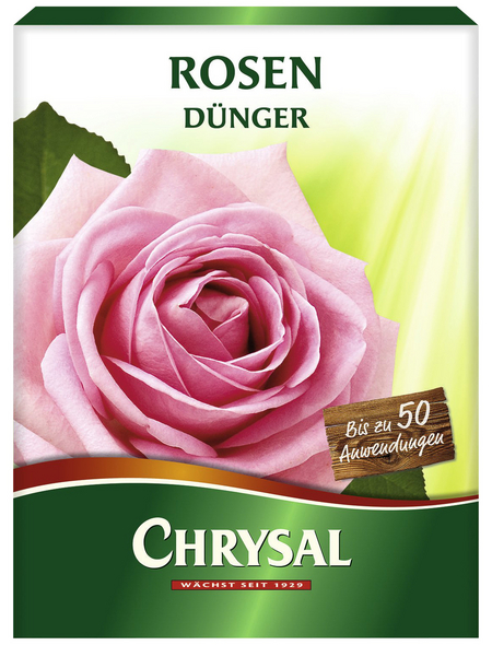 Chrysal Dünger, schützt vor Nährstoffmangel, Magnesiummangel & Kaliummangel