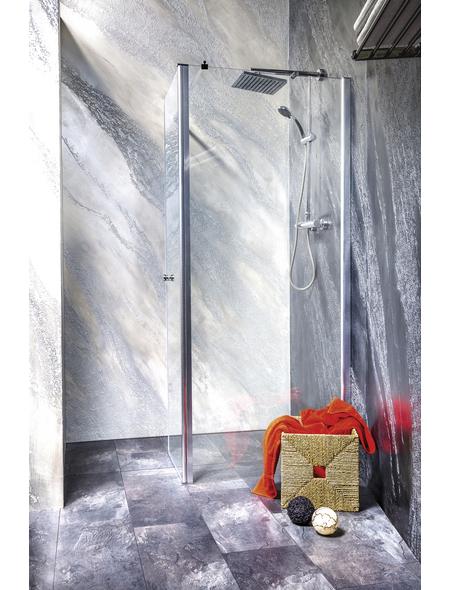 SANOTECHNIK Duschkabine »GRANDE«, Drehtür, BxH: 147x195 cm