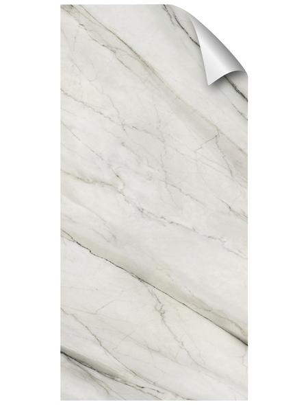 mySPOTTI Duschrückwand-Panel, fresh, Marmoroptik, 210x60 cm