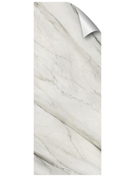 mySPOTTI Duschrückwand-Panel, fresh, Marmoroptik, 255x100 cm