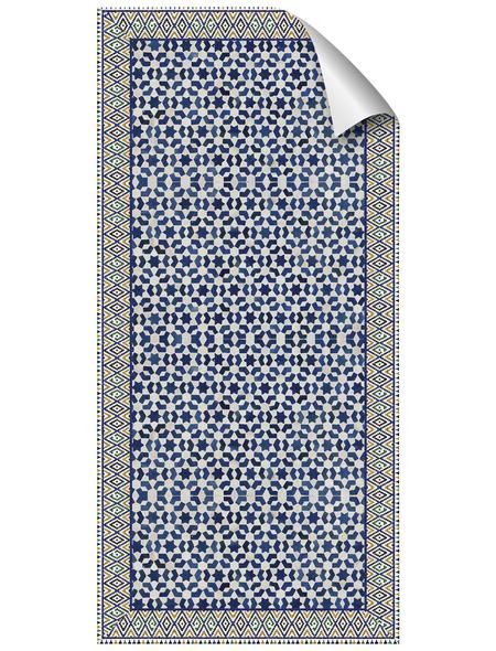 mySPOTTI Duschrückwand-Panel, fresh, Mosaikfliesenoptik, 210x100 cm